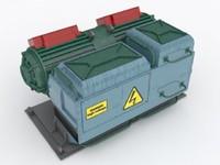generator 3d max