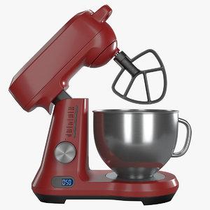 mixer catler km 8011 3d model