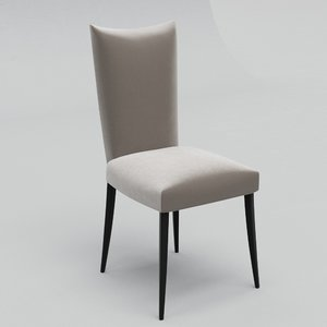aiveen daly chair fanfare 3d model