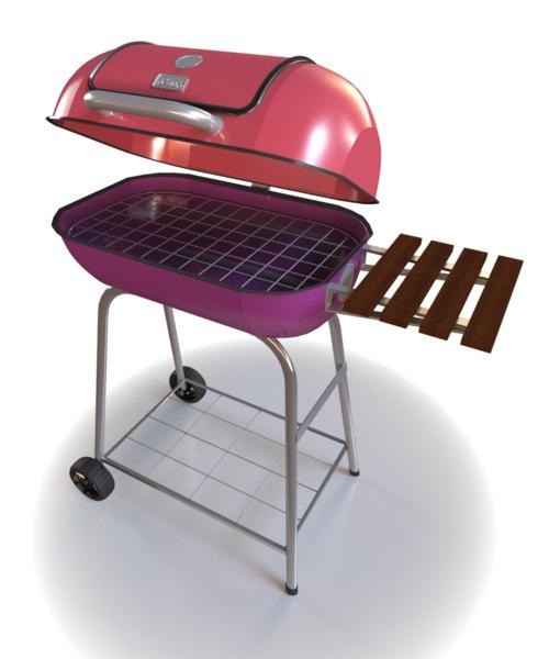 3d max grill garden