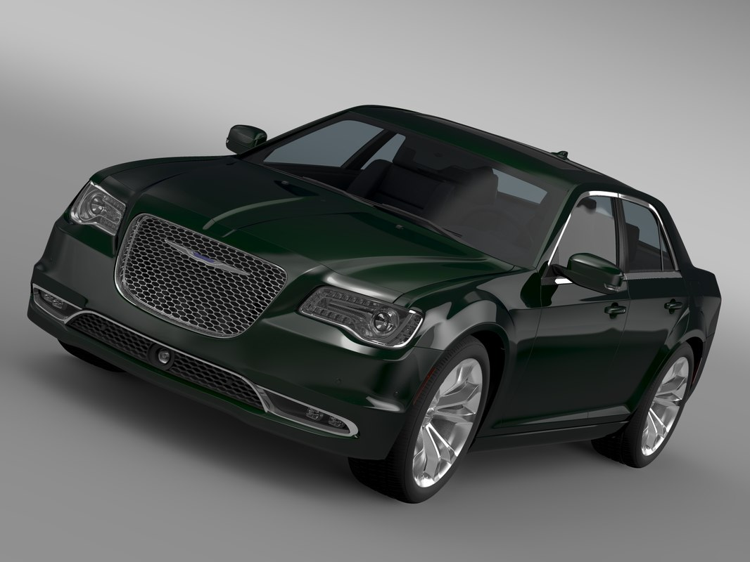 chrysler 300c platinum lx2 3ds
