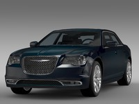 Chrysler 300 C LX2 2016