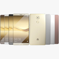 Huawei Mate 8 All Colors