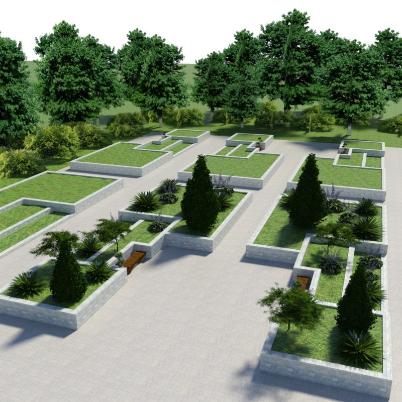 max park landscaping