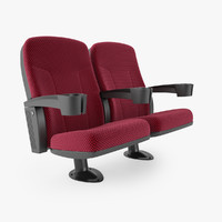 3d model of figueras 9078 megaseat vip