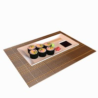 maya sushi set