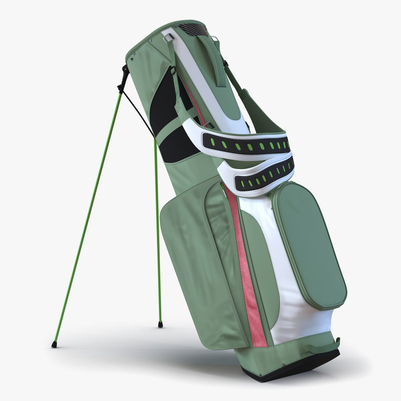 c4d golf bag 4 generic