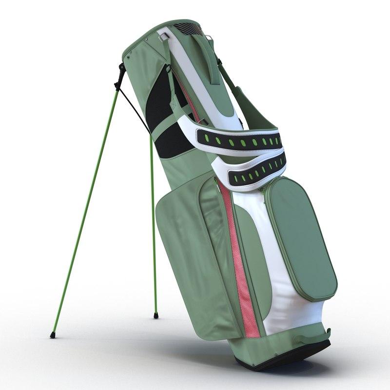 c4d golf bag 4 generic