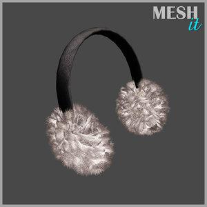 earmuffs 3ds free