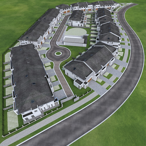 max residential houses