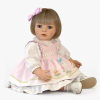 3d adora doll