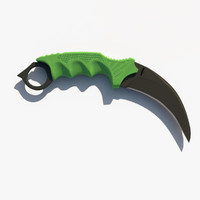 knife KARAMBIT