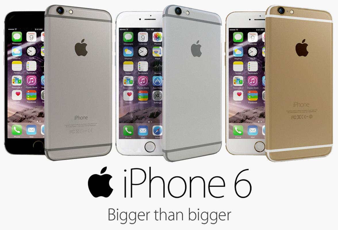 3ds max iphone 6