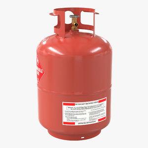 gas cylinder 4 max