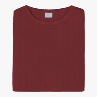 Folded TShirt Red