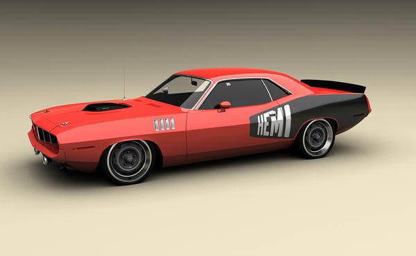 3d 1971 426 hemi