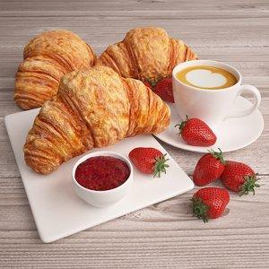 croissant coffee ma