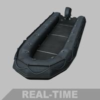 FC470 Combat Rubber Raiding Craft