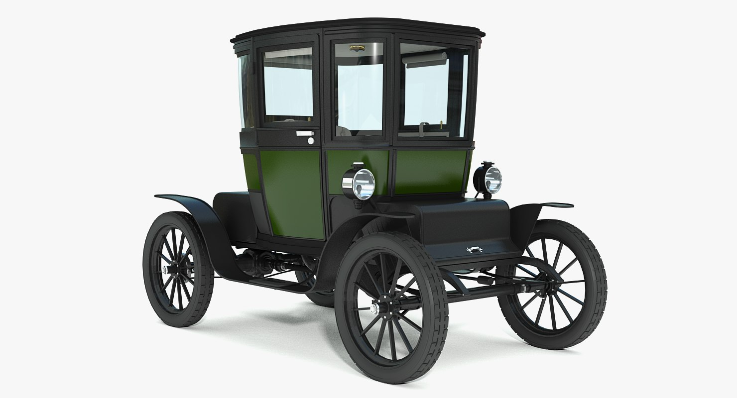 electric vehicle carriage max