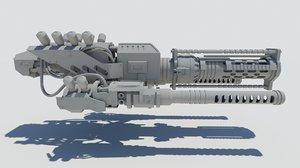 spaceship cannon max