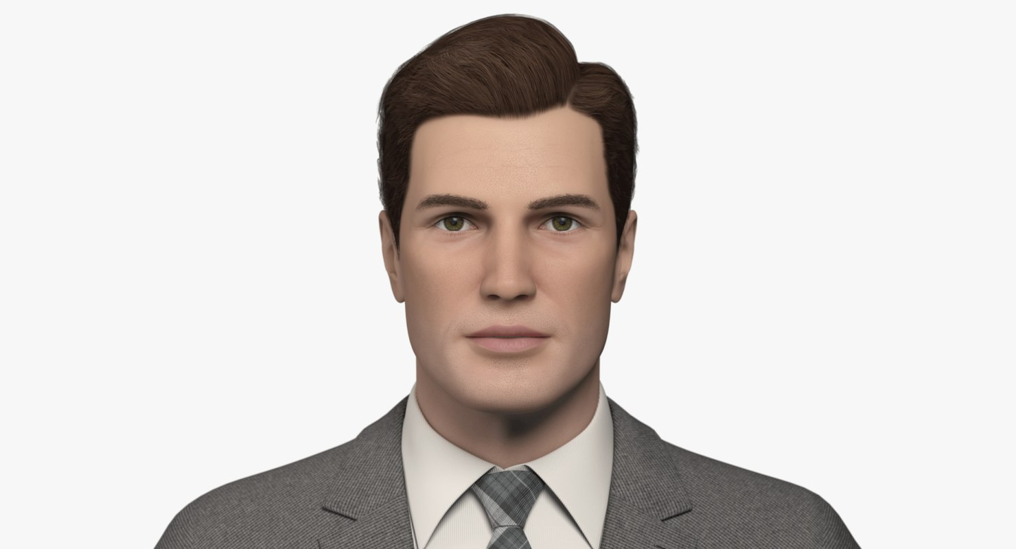 male character max
