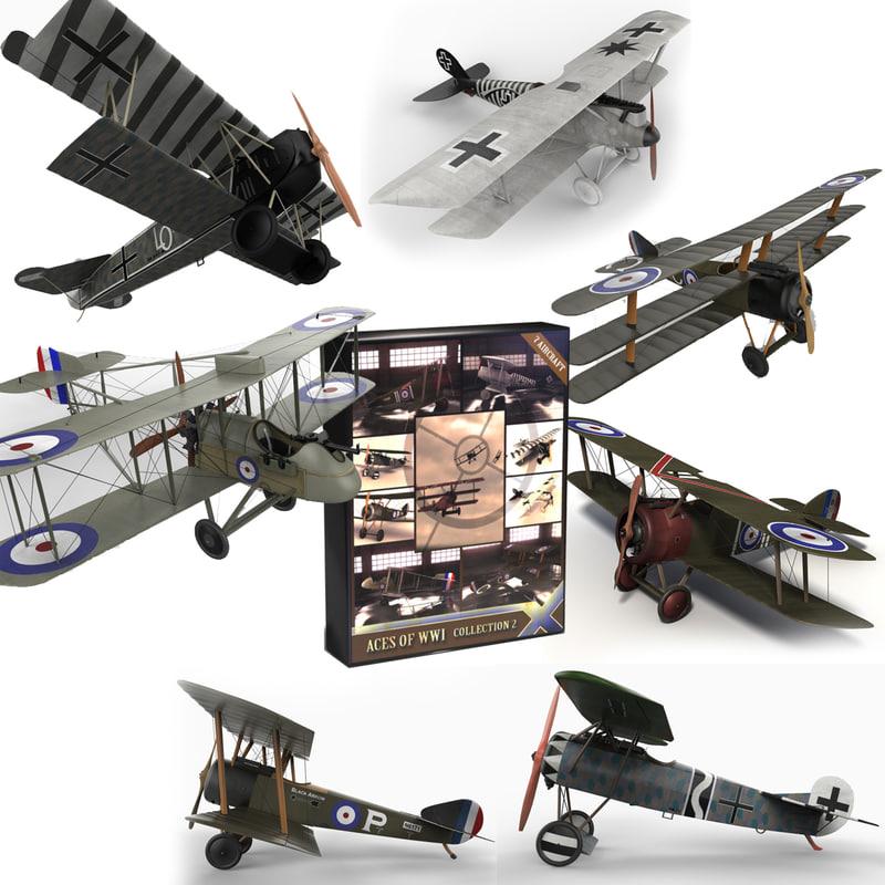 world war 2 d 3d max