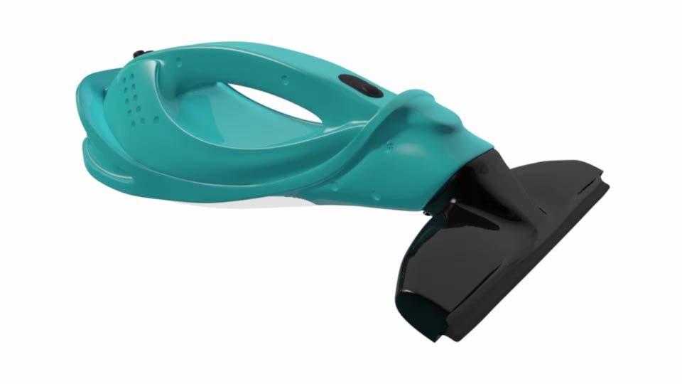 vacuum cleaning 3d c4d