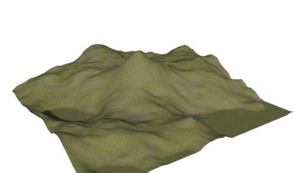 terrain 3d 3ds
