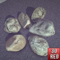 stones 3d x