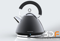 electric kettle 3d 3ds