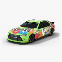 3ds nascar toyota camry 2015