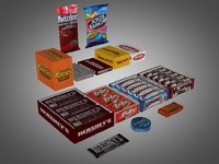 3ds hershey products