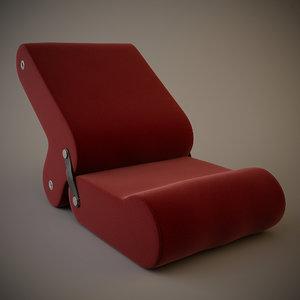 3d b-line multi chair joe