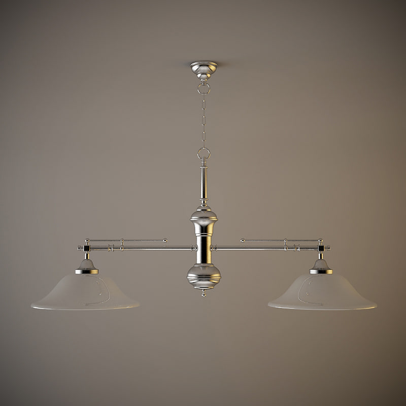 eichholtz tavern lamp 3d model