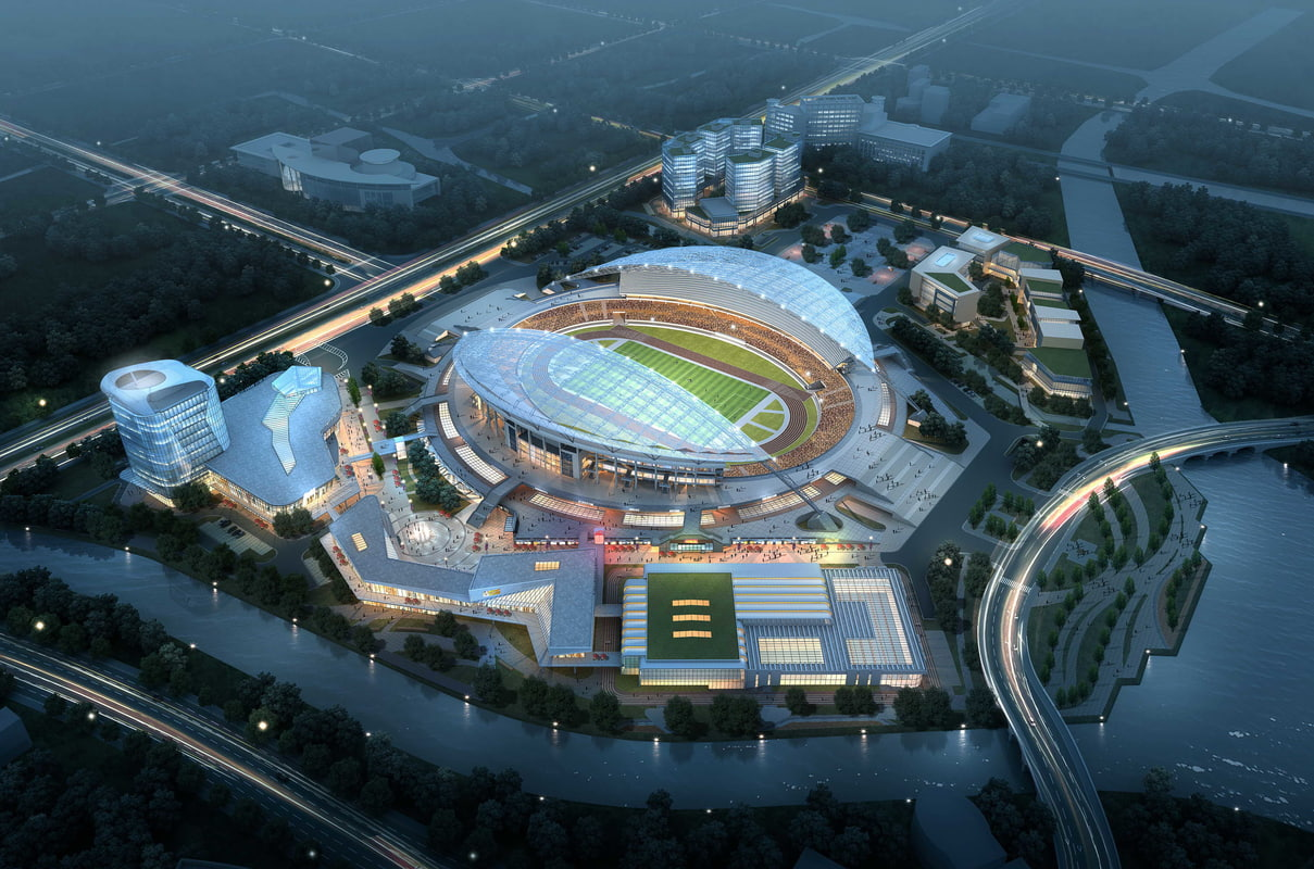 sports stadium max