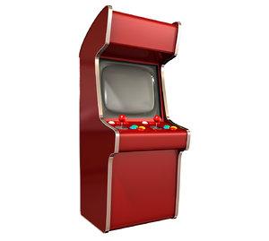 arcade joystick buttons c4d