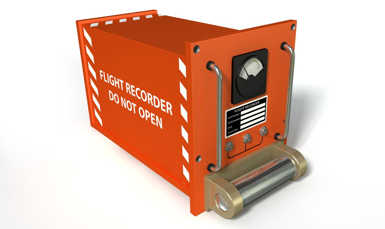c4d flight recorder box