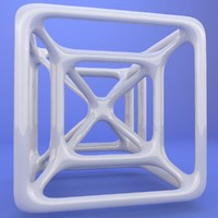 3ds max printed object