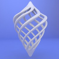 3dsmax printed object