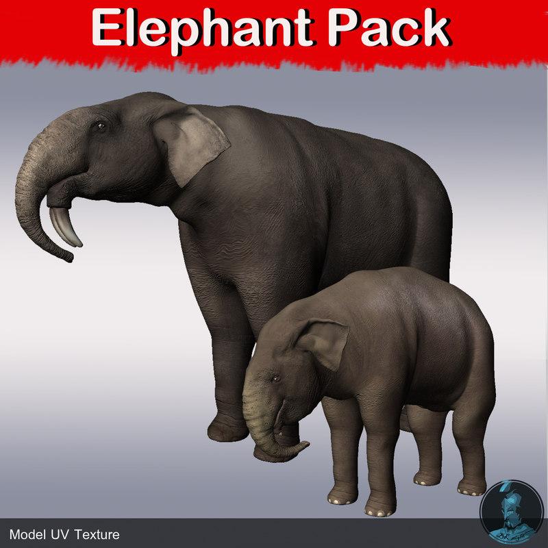 elephant pack lwo