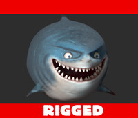 Shark ( Rigged )