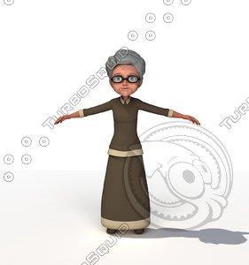 max grandma grand
