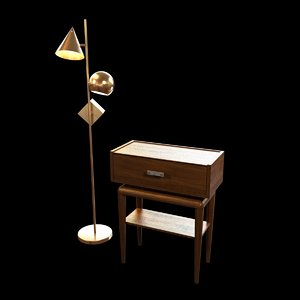 max nightstand floor light anthropologie