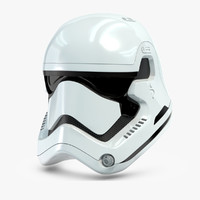 Stormtrooper New Order Helmet