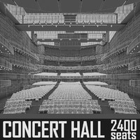 3ds concert hall