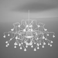 3d lamp scene