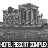 Hotel Resort Wellness Complex