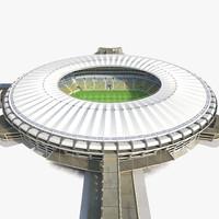 Football Stadium Maracana