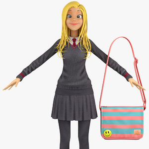 school student pullover max