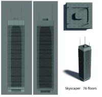maya skyscaper